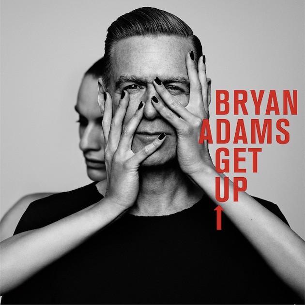 """Bryan Adams editará """"Get Up"""" el 16 de octubre"""