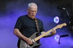 David Gilmour versiona a The Beatles