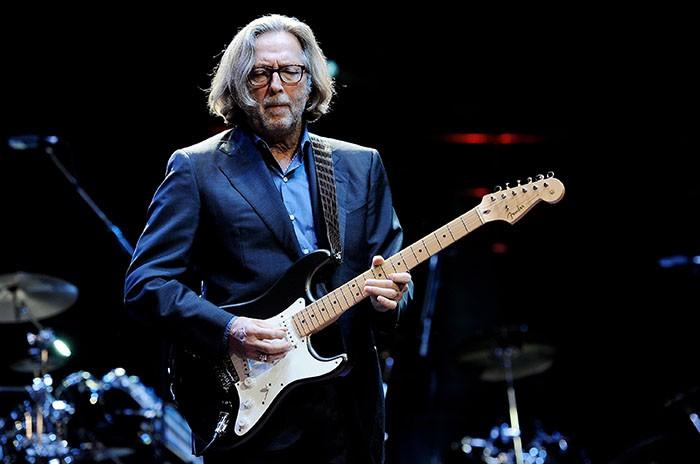 Eric Clapton, demandado por presunto falseo de los datos de una canción