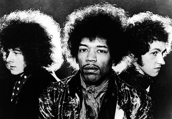 Jimi Hendrix, Both sides of the sky se editará en marzo de 2018