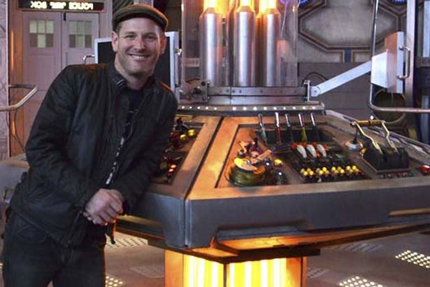Corey Taylor Tardis Doctor Who