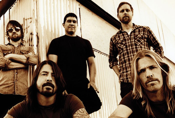 Foo Fighters confirman nuevo disco y documental