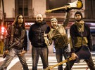 Gritando en Silencio despiden 'La edad de mierda' con siete conciertos