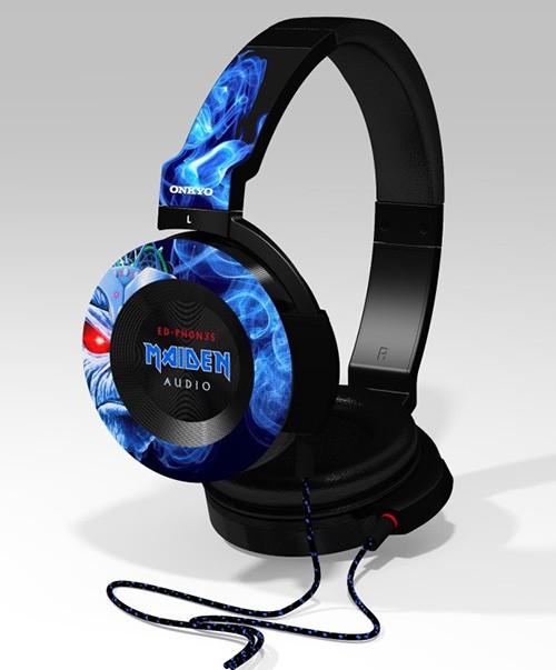 Iron Maiden, detalles de sus nuevos auriculares