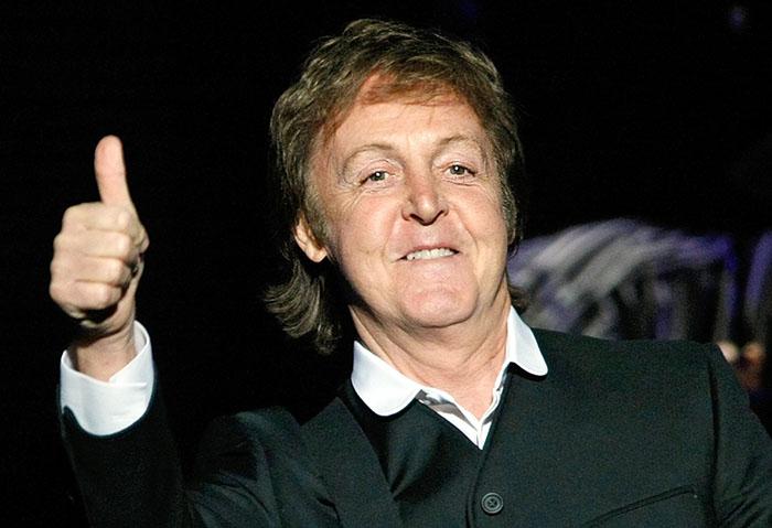Paul McCartney se recupera favorablemente de su enfermedad