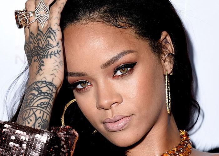 Rihanna anuncia nuevo disco y libera  su portada