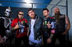 Five Finger Death Punch cancelan su concierto en Milán