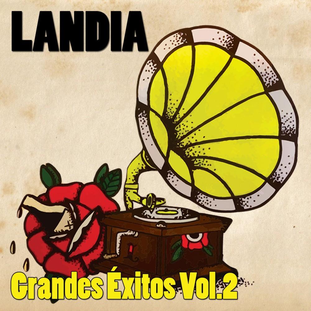 """Landia editan """"Grandes éxitos vol. I"""", primera parte de su disco de debut"""