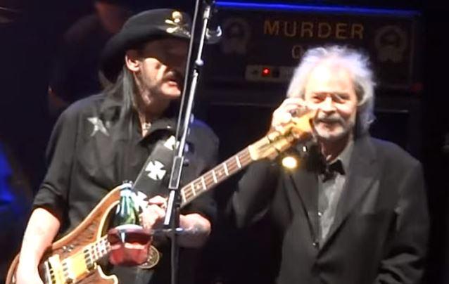 "Lemmy recuerda al extinto Philthy ""Animal"" Taylor"