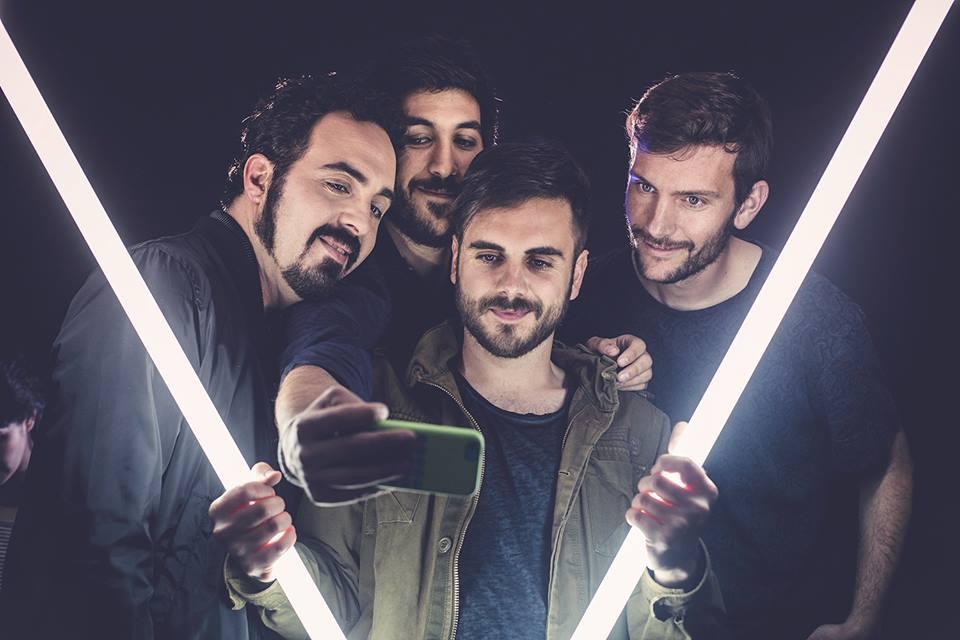 """Viva Retrato editan su EP """"No estás solo"""""""