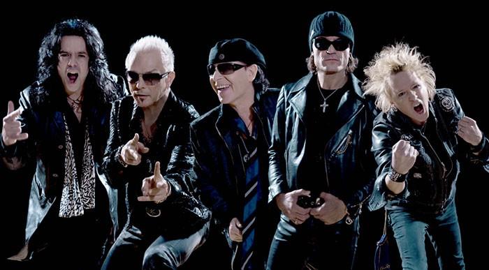 Scorpions libera 'Arizona', vídeo de la re-edición de 'Blackout'