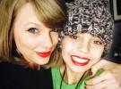 Taylor Swift cumplió el sueño de una niña enferma de cáncer