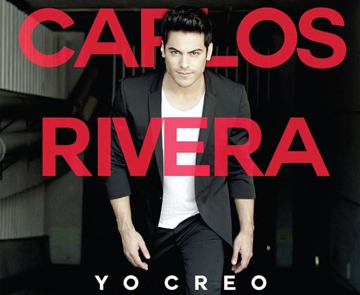 Carlos Rivera Yo creo portada