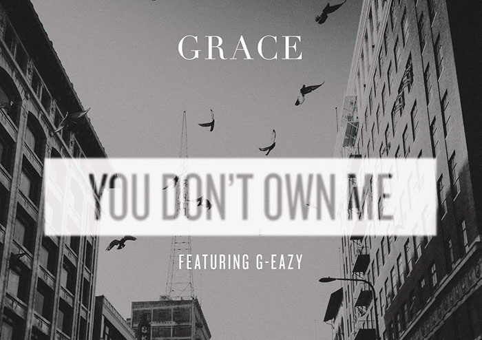 Grace versiona 'You don't own me' con G-Eazy y Quincy Jones