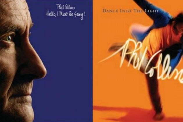 Phil Collins, fecha de las reediciones de Hello, I must be going! y Dance into the light
