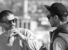Zeropositivo y C'Mon estrena el videoclip 'Blue label'
