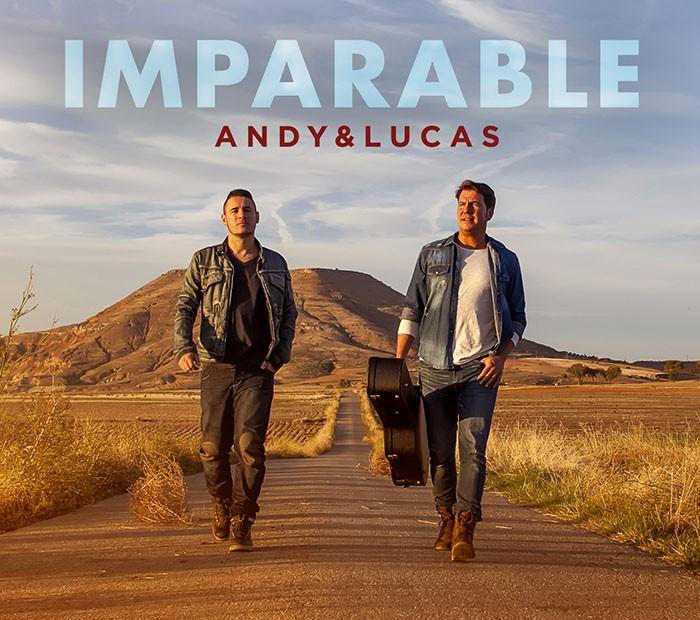 Andy y Lucas Imparable portada