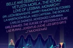 Low Festival 2016, Marky Ramone y Miss Caffeina se incorporan al cartel