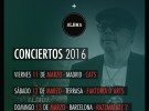 Triana y Albha, gira por España en marzo