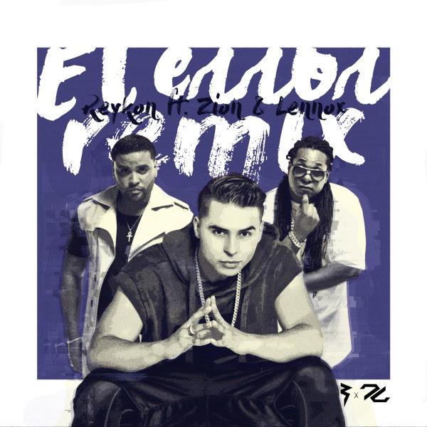 """Reykon edita el remix de """"El error"""", su hit single"""