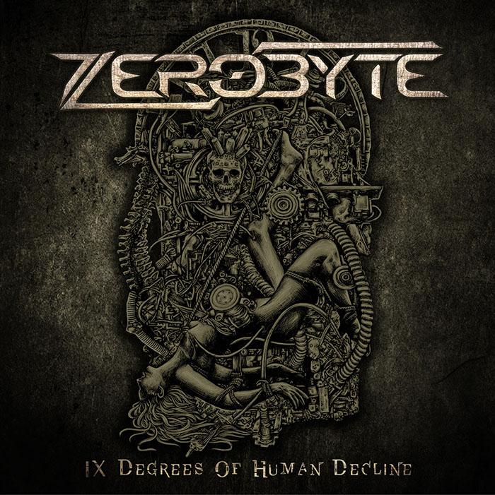 IX degrees of human decline portada Zerobyte