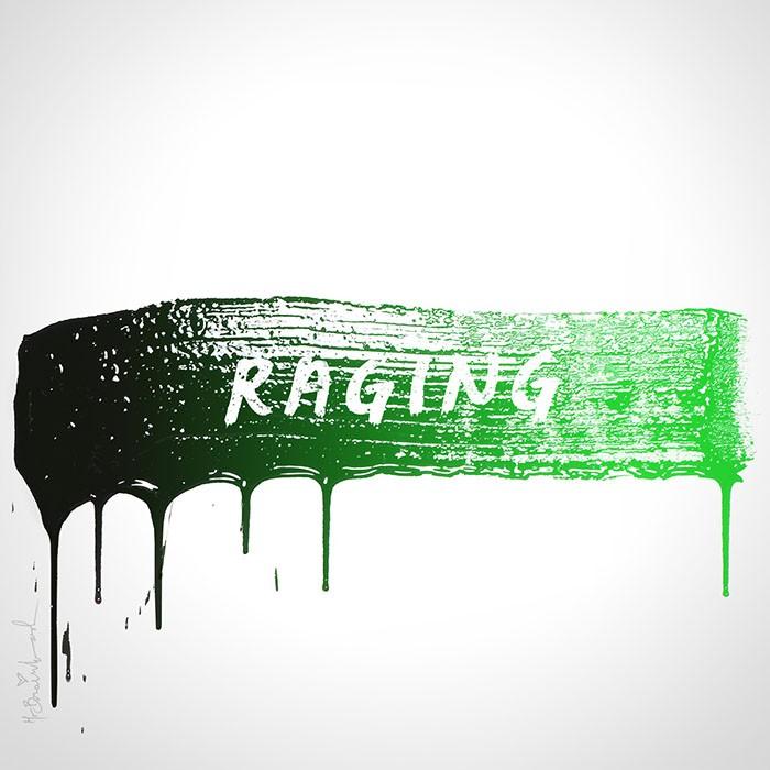Kygo Raging portada