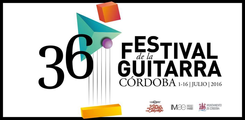 XXXVI Festival de la Guitarra de Córdoba, programación completa