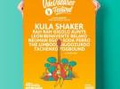 Festival V de Valarés 2016, nuevas confirmaciones