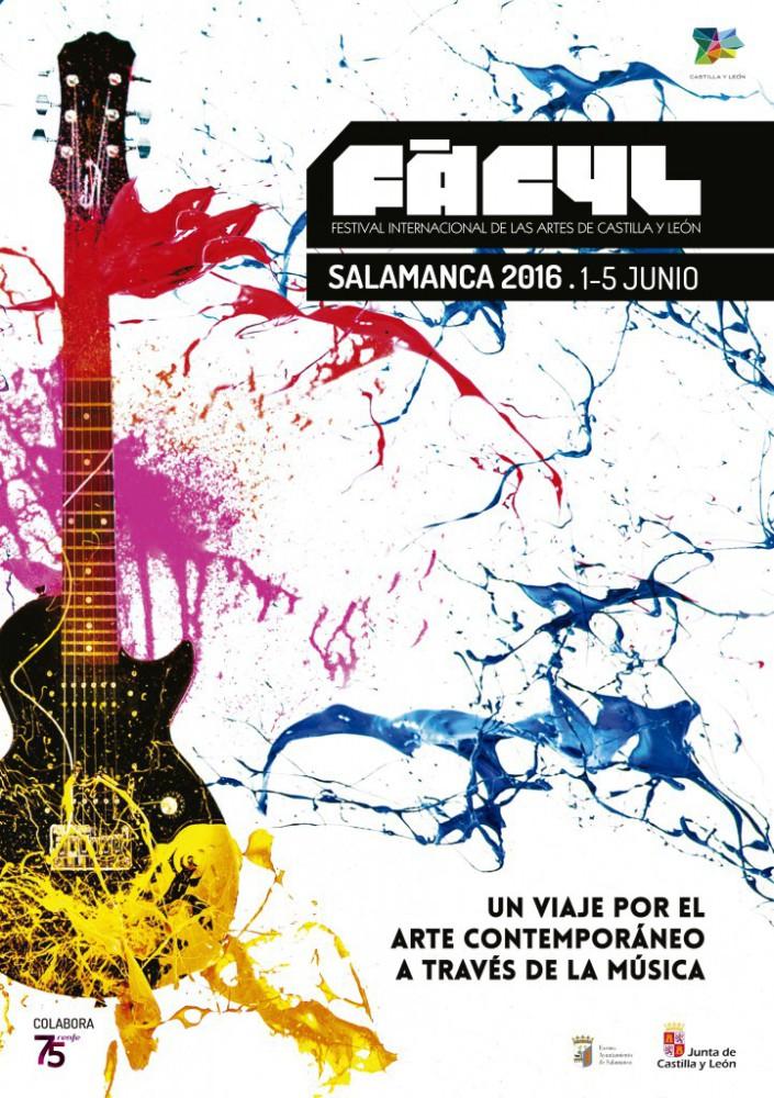 XII FÀCYL Festival 2016, cartel completo del festival