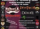 I Rock Festival Indomables & Solidary Biker, el 28 de mayo en Zaragoza