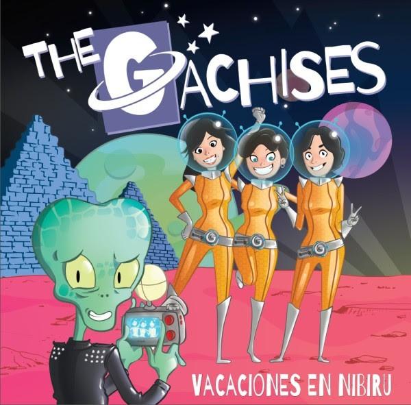 The Gachises Vacaciones en Nibiru
