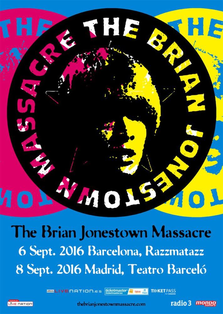 The Brian Jonestown Massacre, gira por España en septiembre