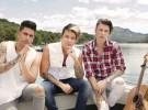 Benji, Fede y Xriz se rodean de lujo y fiesta en el videoclip de 'Eres mía'