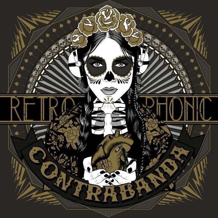 Contrabanda Retrophonic portada