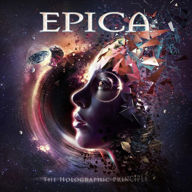 Epica The holographic principle portada
