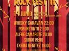 Caperucita Rock Fest II, festival benéfico el 11 de junio en Madrid
