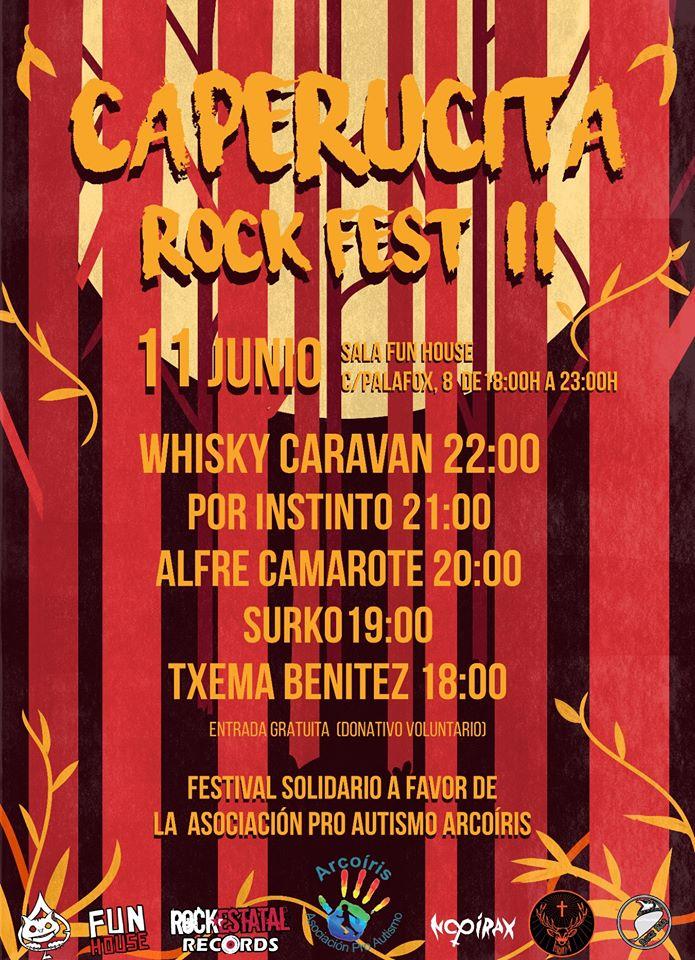 Caperucita Rock