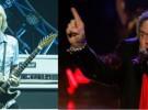 Meat Loaf y Rick Parfitt (Status Quo) sufren un desmayo y un infarto respectivamente