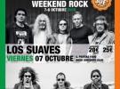 Los Suaves y La Fuga, el 7 y el 8 de octubre sendos conciertos en Dublín