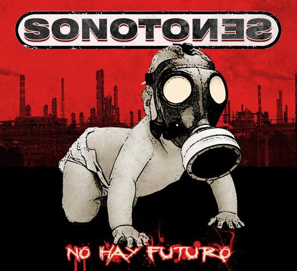 Sonotones No hay futuro portada