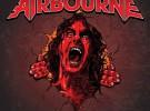 Airbourne, lyric video de su single «Breaking outta hell»