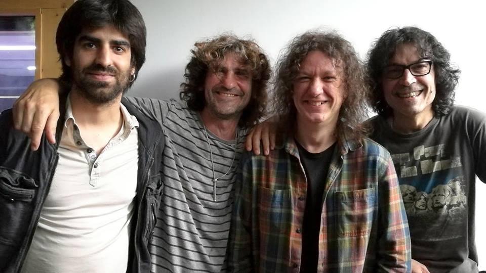 Inconscientes, la banda de Iñaki Uoho, editará un nuevo disco en otoño