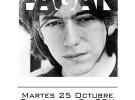 Scott Fagan, gira por España en octubre