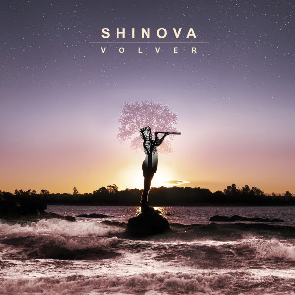 Shinova Volver portada