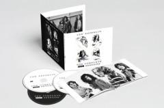"""Led Zeppelin, la reedición de The Complete BBC Sessions incluye un tema """"inédito"""""""