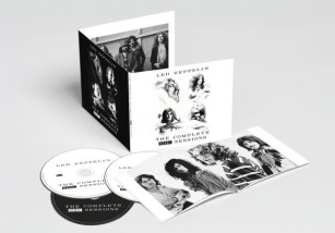 Led Zeppelin, la reedición de The Complete BBC Sessions incluye un tema