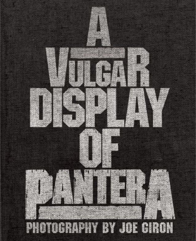 A vulgar display of Pantera, primera biografía autorizada del grupo, a la venta en septiembre