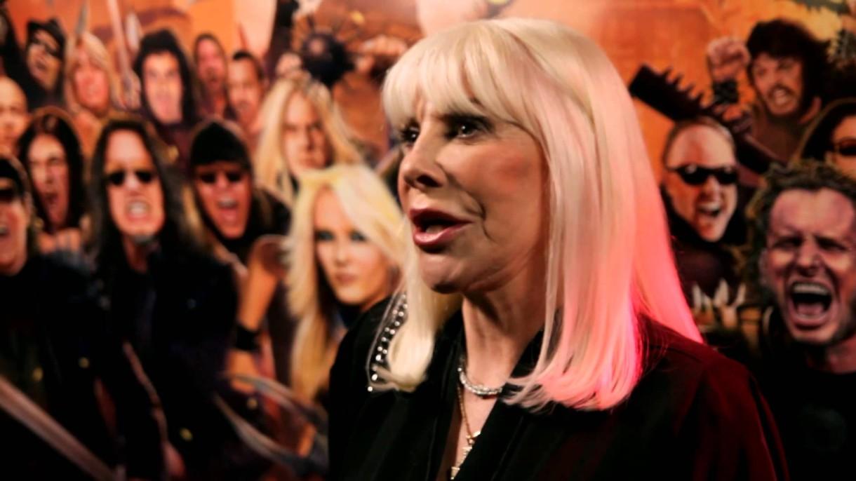 """Wendy Dio: """"El holograma me permitió volver a Ronnie James Dio sobre el escenario"""""""