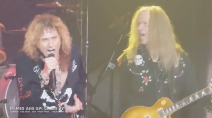Whitesnake editará su biografía oficial en la primavera de 2011