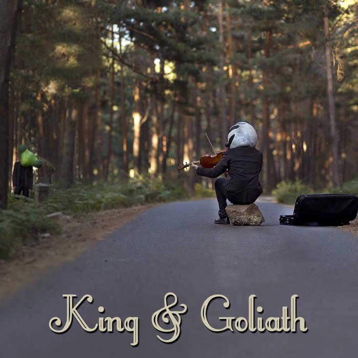 King & Goliath King & Goliath portada